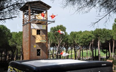 Parco Avventura di Tarquinia